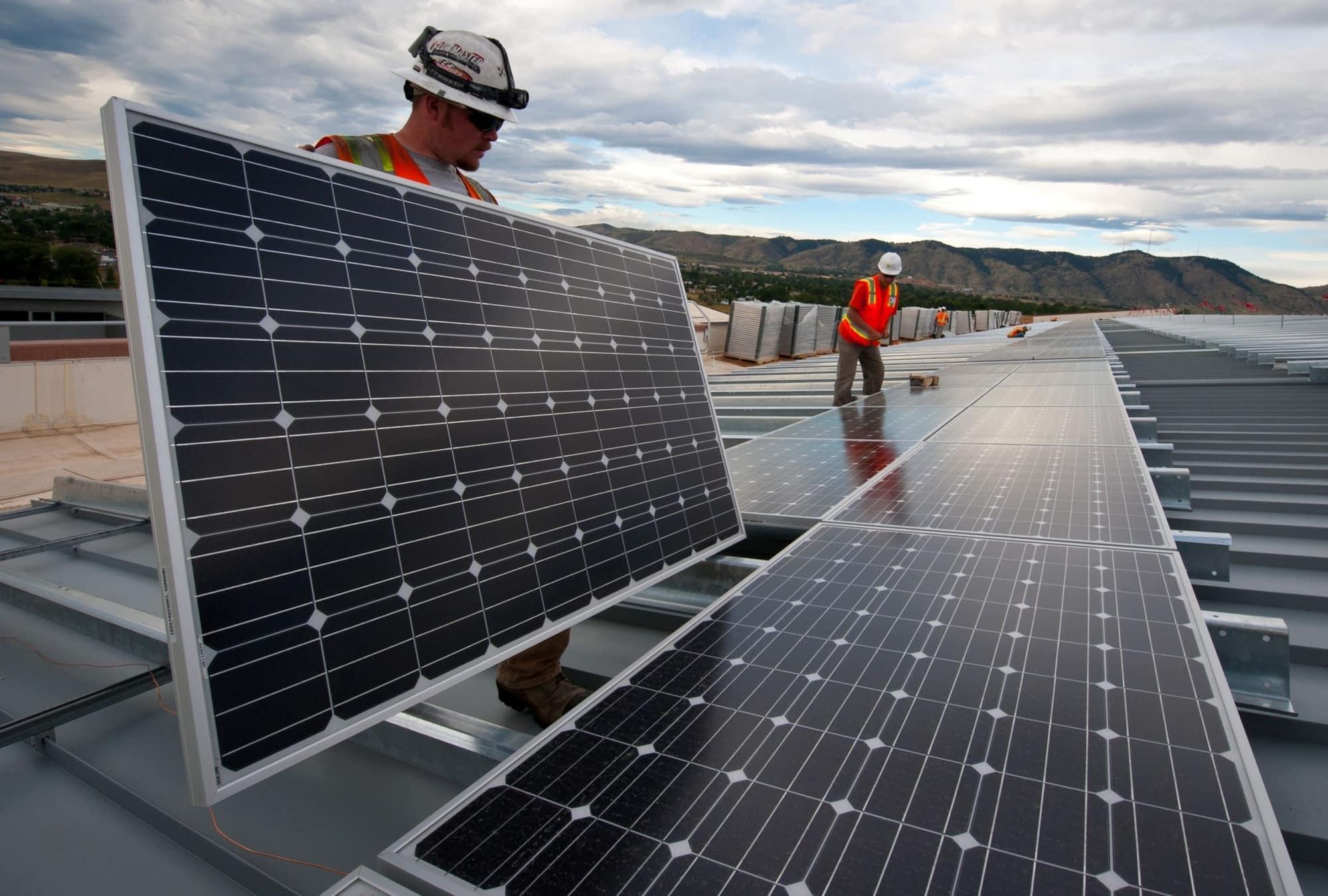 Panasonic Solar, een lonende inverstering