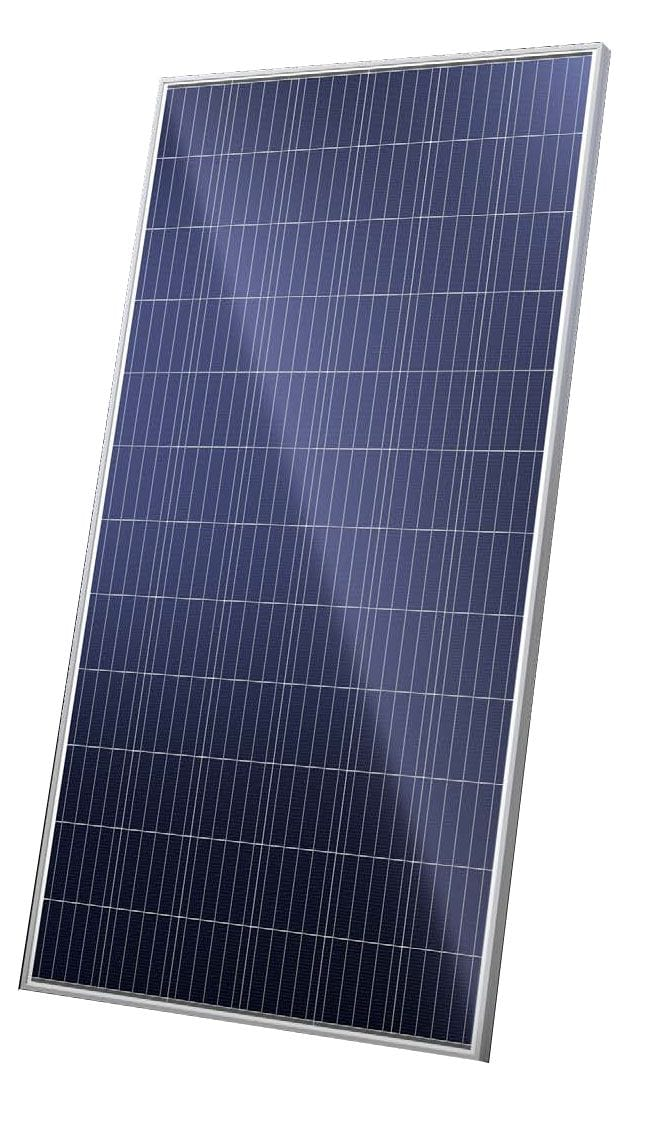 Sinne Techniek Zonnepaneel Canadian Solar