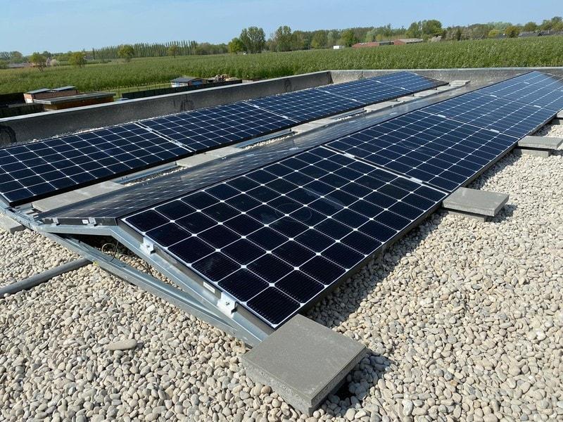 Sinne Techniek Montagesysteem Solarspeed