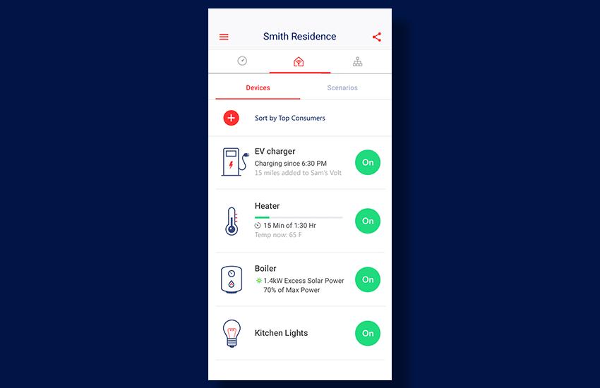 Nieuwe SolarEdge app