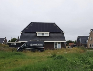 Sinne Techniek Zonnepanelen Friesland Rottum