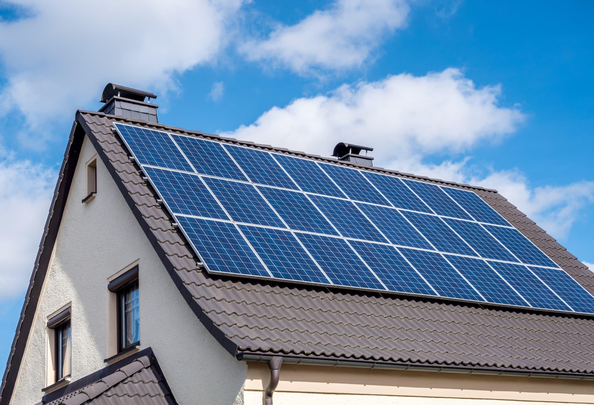 Waarom zonnepanelen?