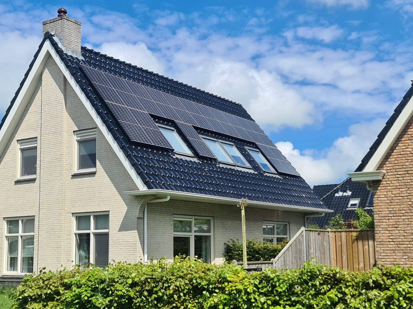 Werken zonnepanelen als de zon niet schijnt?